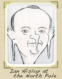 Ian Hislop cartoon