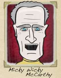 mick mccarthy cartoon