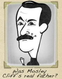 oswald mosley caricature