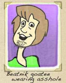 shaggy cartoon