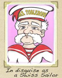 Swiss Navy cartoon