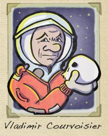 cosmonaut thespian