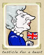 maggie thatcher cartoon