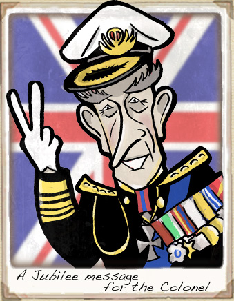 prince phillip jubilee cartoon
